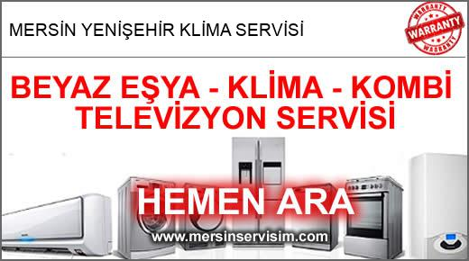 Mersin Yenişehir Klima Servisi